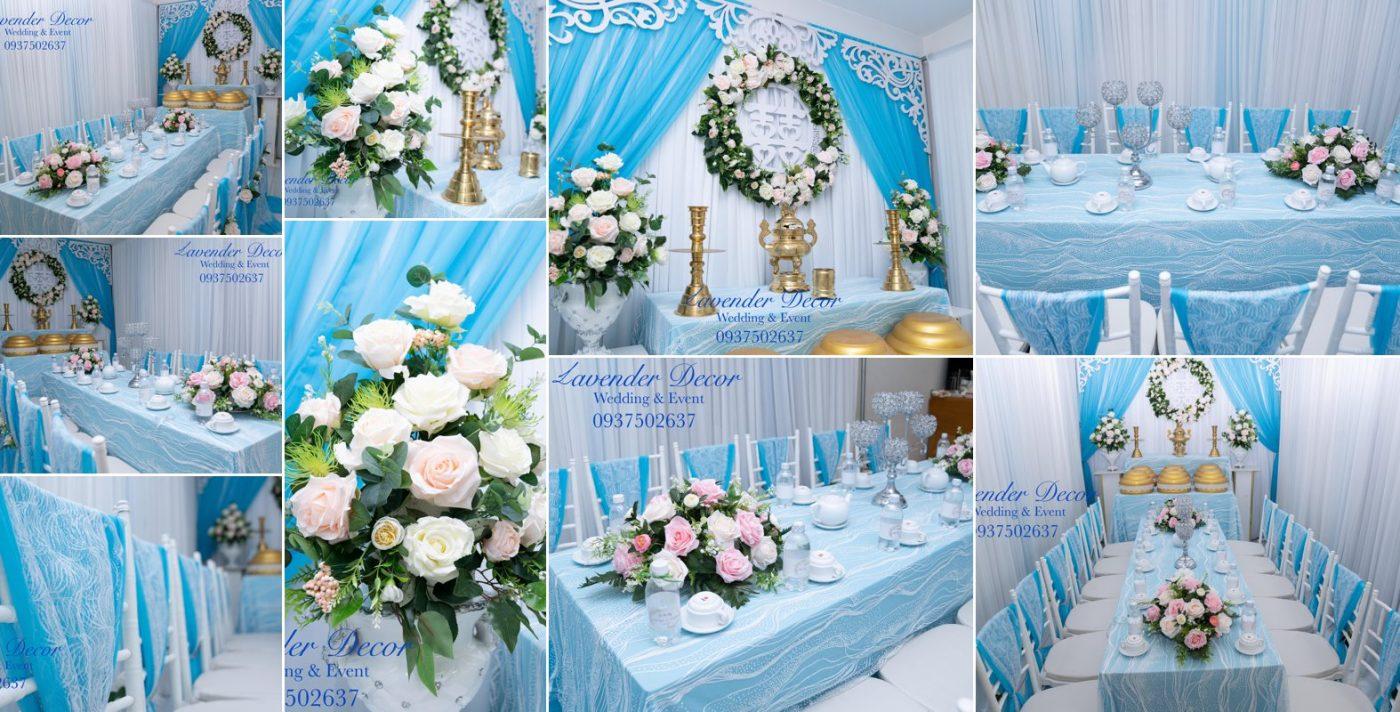 trang trí gia tiên 01 1400x712 - Trang Trí Tiệc Cưới , Lễ Gia Tiên đẹp TpHCM