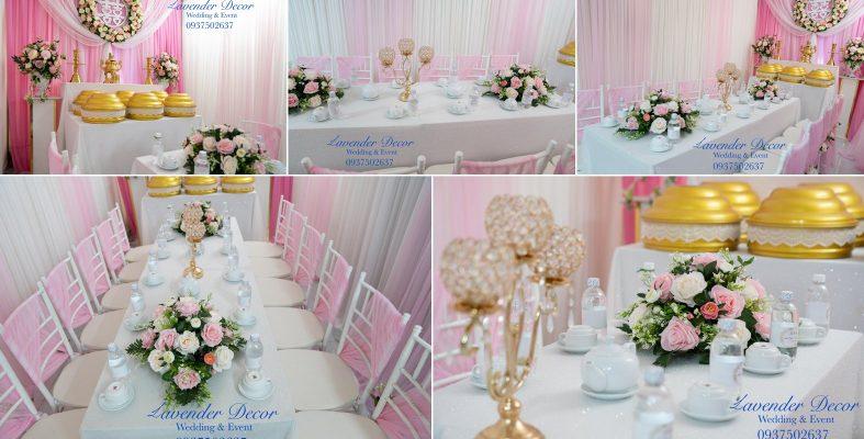 trang trí gia tiên 03 1 787x400 - Dịch vụ trang trí tiệc cưới
