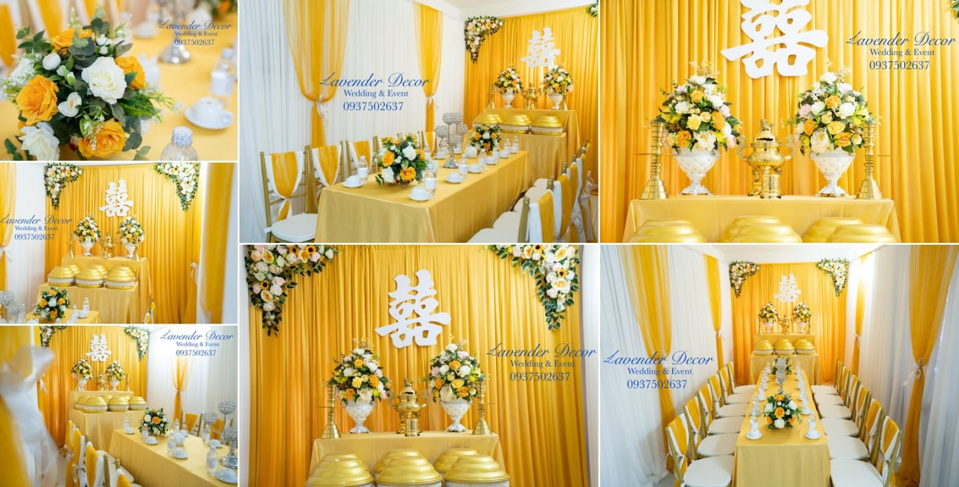 trang trí tiệc cưới 05 1 1400x712 - Trang Trí Tiệc Cưới , Lễ Gia Tiên đẹp TpHCM