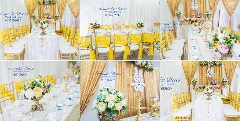 trang trí tiệc cưới 06 787x400 - Trang Trí Tiệc Cưới , Lễ Gia Tiên đẹp TpHCM
