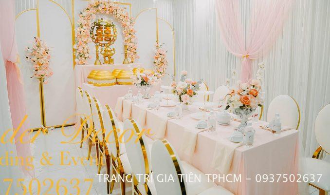 trang tri le gia tiên tphcm 7 678x400 - Trang Trí Sinh Nhật TpHCM
